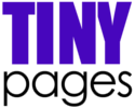 TinyPages Logo